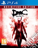 Devil May Cry Definitive Edition game