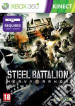 Steel Battalion Heavy Armor videogame di X360