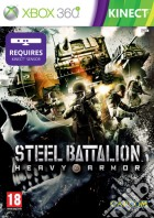 Steel Battalion Heavy Armor game