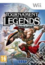 Tournament of Legends videogame di WII