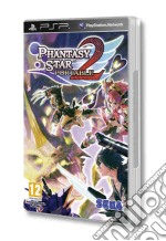 Phantasy Star Portable 2 game