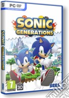 Sonic Generations game