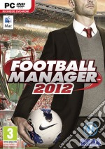 Football Manager 2012 game