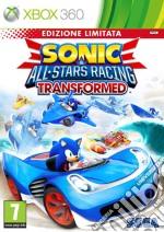Sonic All Star Racing Transformed Ltd Ed game