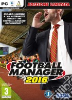 Football Manager 2016 Ltd. Ed. game