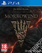 The Elder Scrolls Online Morrowind game