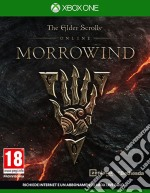 The Elder Scrolls Online Morrowind game