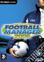 Football Manager 2006 game