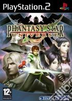Phantasy Star Universe game