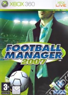 Football Manager 2007 game