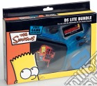NDS Lite Bundle The Simpsons Bart game acc
