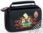 NDS Lite Carry Case The Simpsons Bart game acc