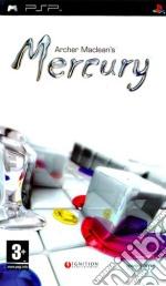 Mercury videogame di PSP