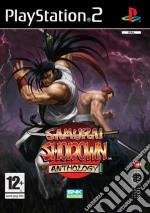Samurai Showdown Anthology game