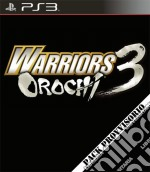 Warriors Orochi 3 videogame di PS3