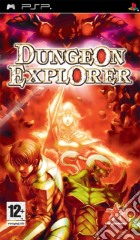 Dungeon Explorer game