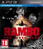 Rambo: The Videogame game