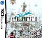 Final Fantasy III game