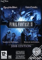 Final Fantasy XI + Wings Of The Goddess game