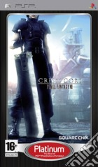 Final Fantasy VII Crisis Core PLT