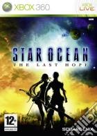 Star Ocean The Last Hope game