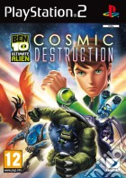 Ben 10 Ultimate Alien Cosmic Destr ITA game
