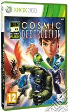Ben 10 Ultimate Alien Cosmic Destr ITA game