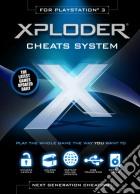 Xploder Edizione Ultima BLAZE PS3 game acc