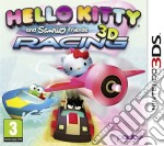 Hello Kitty 3D Racing game