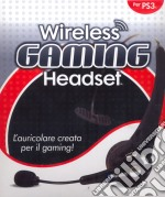 PS3 Gaming  Headset videogame di PS3