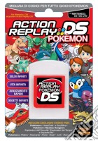 NDS Action Replay Pokemon Oro e Argento game acc
