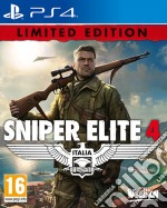 Sniper Elite 4 Limited Edition game