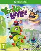 Yooka Laylee game