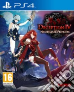 Deception IV The Nightmare Princess game