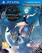 Deception IV Blood Ties game