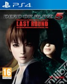 Dead or Alive 5: Last Round game