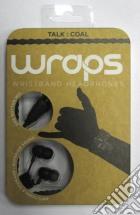 BB Auricolare Wraps Wristband Nero game acc