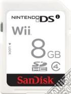 Sandisk Secure Digital Gaming 8GB game acc