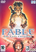 Fable The Lost Chapters game