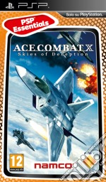 Essentials Ace Combat X: Skies of Decep game