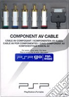 PSPGO Sony Component AV Cable game acc