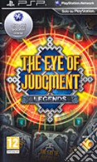 Eye of Judgment Legends game