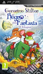 Geronimo Stilton game