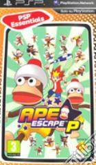 Essentials Ape Escape game