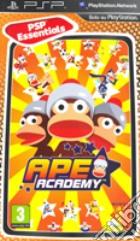 Essentials Ape Academy game