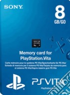 Memory Card 8GB PS Vita game acc