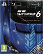 Gran Turismo 6 Anniversary Coll. Edition game