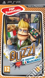 Essentials Buzz! Quizzone Nazionale game