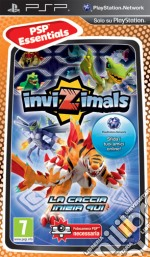Essentials Invizimals game