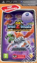Essentials Invizimals Le Creature Ombra game